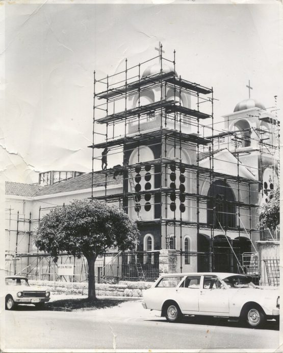 Construction of the Church (10)